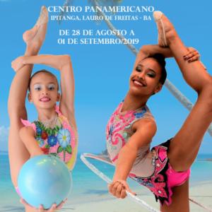 Torneio Regional 2019 de Ginástica Rítmica – Etapa Nordeste