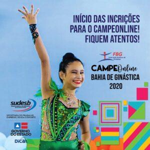 Estão abertas as inscrições para o CampeOnline 2020